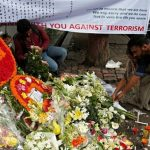 Memorial service for the victims of July 1 terrorist attack in Gulshan